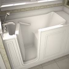 Bathtub For Seniors Walk In 30x51 Inch Walk In Bathtub American Standard