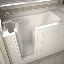 Bathtub For Seniors Walk In 30x51 Inch Walk In Bathtub American Standard