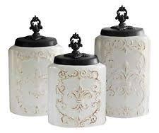 ceramic kitchen canister ceramic kitchen canister sets ebay