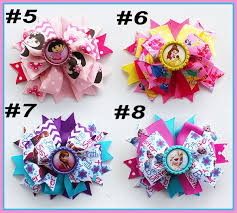 boutique hair bows 4 5 stacked boutique hair bow janebao