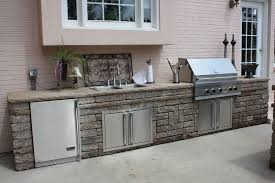 Outdoor Kitchen Cabinets Home Depot Outdoor Kitchens
