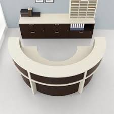 reception desks and furniture from groupe lacasse