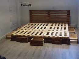 lit en palettes de bois on decoration d interieur moderne 25 best