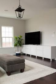 Media Room Built In Cabinets - how to design a modern media center using ikea besta cabinets
