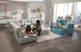 San Diego Modular Sectional Sofa Family Room Modern With - Contemporary furniture san diego