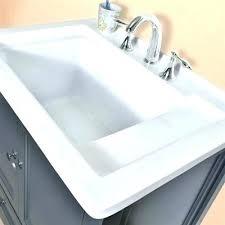 plastic utility sink lowes narrow utility sink utility sink cabinet laundry room utility sink