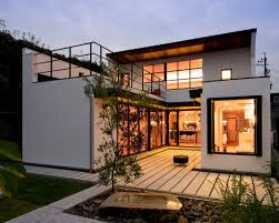 Modern Exterior Home Ideas  Design Photos Houzz - Exterior modern home design