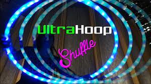 helix led hoop ultrahoop shuffle by ultrapoi smart led hula hoop