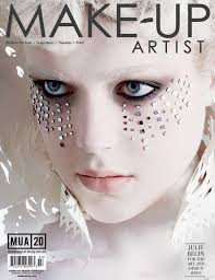 magazines for makeup artists feb mar 2016 issue 118 make up artist magazine