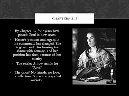 the scarlet letter chapter notes adapted from ppt download
