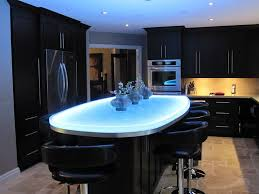 glass kitchen island 17 best images about glass kitchen island on