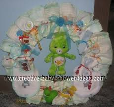 care baby shower wreath photo gallery photos and tips submitted by our readers