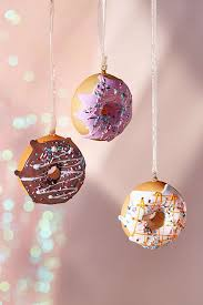 squishy donut ornament outfitters