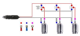 12volt lighting switchbox