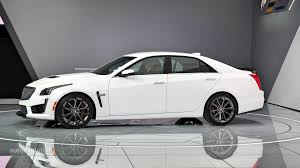 2015 cadillac cts turbo 2016 cadillac cts v shows detroit what a performance sedan is all
