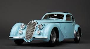 1938 alfa romeo 8c 2900b loungo scale model legacy motors