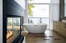 leroy merlin vasche da bagno sovrapposizione vasca con vasca leroy merlin realmonte