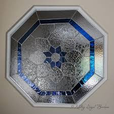 octagon stained glass window boehm stained glass blog octagonal window installation