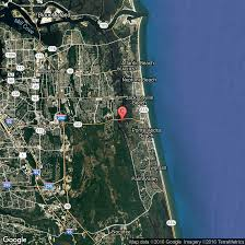 Map Melbourne Fl Restaurants Along The Intracoastal Waterway In Melbourne Florida