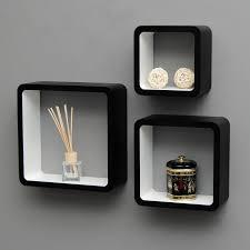 wandregal design 3er set lounge cube regal design retro wandregal hängeregal