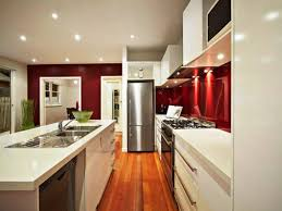 ideas for a galley kitchen diy galley kitchen ideas