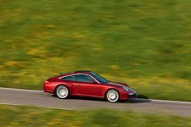 porsche targa green 2009 porsche 911 targa 4 and targa 4s unveiled the torque report