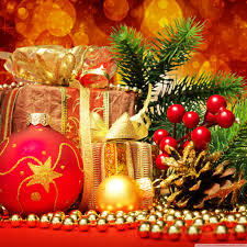 beautiful christmas arrangement hd desktop wallpaper for 4k