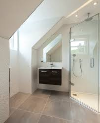 Open Shower Bathroom Design by Bathroom Design Modern Doorless Small Open Shower Blue Coloring