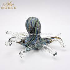 customized handmade glass octopus ornaments buy handmade