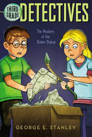 amazon com the mystery of the stolen statue third grade