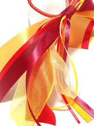 ribbon for hair that says gymnastics 166 best hair ribbons streamers images on pinterest hair bow