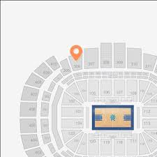 American Airlines Floor Plan Americanairlines Arena Section 306 Seat View Upper Level Corner