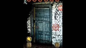 100 door escape scary home walkthroughs 100 door escape scary house level 1 youtube