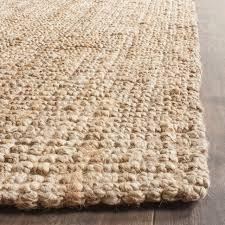 coffee tables jute rug durability solid color wool sisal look