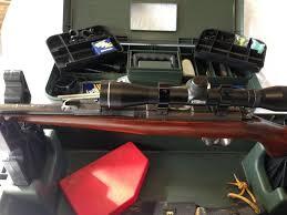 Bench Rest Shooting Rest Range Box And Gun Rest For Hunting U0026 Bench Rest Shooting