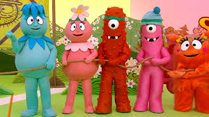 stick yo gabba gabba video clip s4 ep407