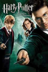 harry potter and the order of the phoenix film harry potter