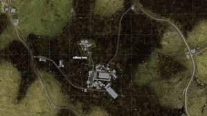 Dayz Maps Image Military Base Pavlovo Map View Jpg Dayz Standalone