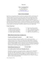 Resume For Supply Chain Executive Co Founder Resume Sample Resume For Your Job Application