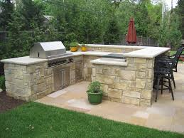 kitchen cool outdoor kitchen ideas outdoor kitchen countertops