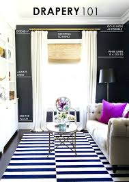 Hang Curtains From Ceiling Designs How To Hang Curtains Ozonesauna Club