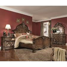 ellington 6 cal king bedroom set