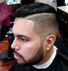 high hairline sideshade men 40 skin fade haircuts bald fade haircuts