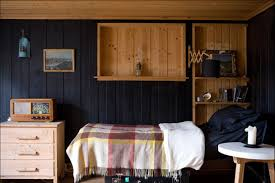 painted wood walls painting wood paneling black refresh your home by painting wood