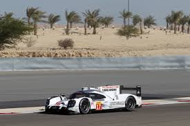 porsche 919 juan pablo montoya was the test driver for porsche in bahrain he