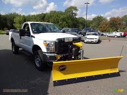 Ford F350 4x4 Trucks - 2016 ford f350 super duty xl regular cab 4x4 plow truck in oxford