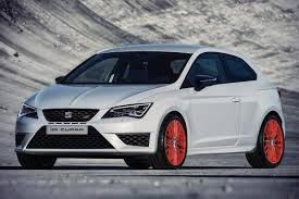 seat launches sub8 performance pack for leon cupra evo