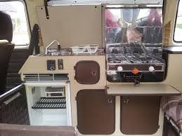 camper van layout historic older and rare devons devon motorhomes owners group