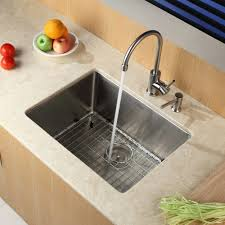 Undermount Kitchen Sink Stainless Steel 25 Inch Undermount Kitchen Sink Attractive Design Home Ideas