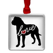american bulldogs ornaments keepsake ornaments zazzle